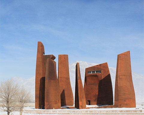 Case Sculpture Manufacturer Sino Sculpture Group